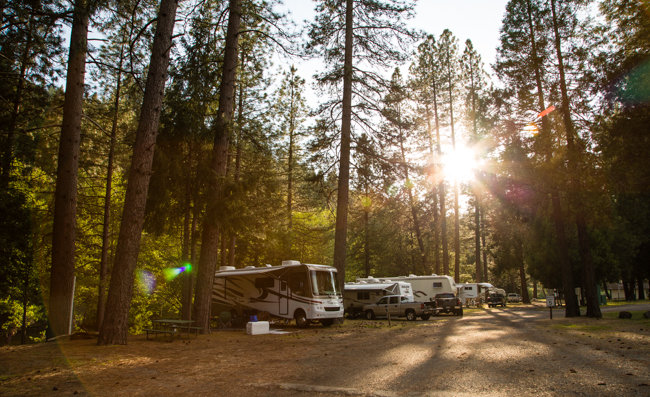 best campground near Yosemite
