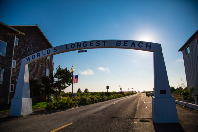 worlds longest beach