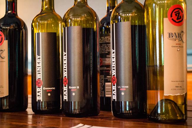 bar z wine