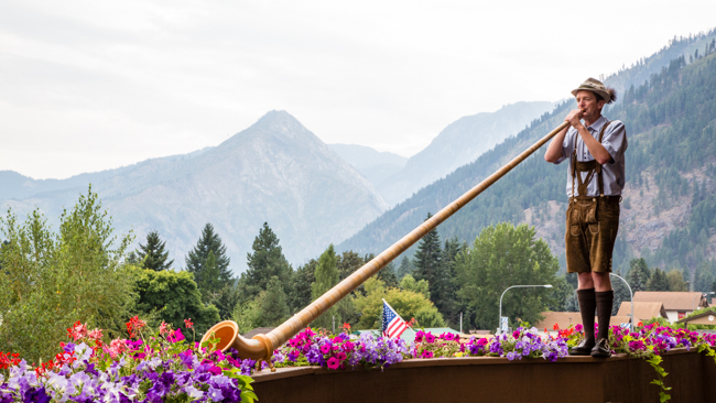alphorn leavenworth