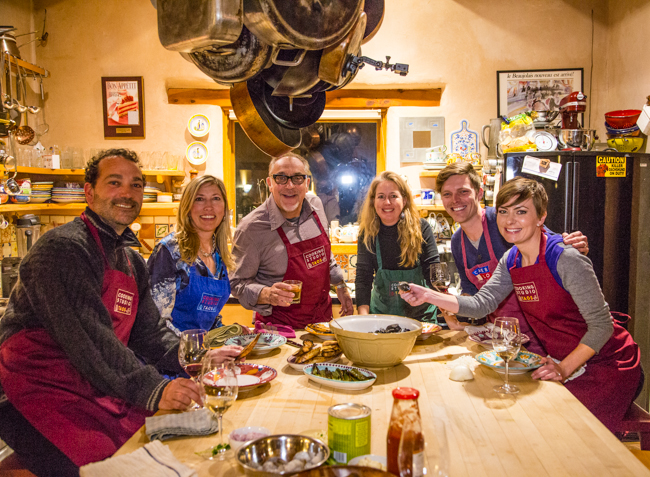 best of taos cooking class