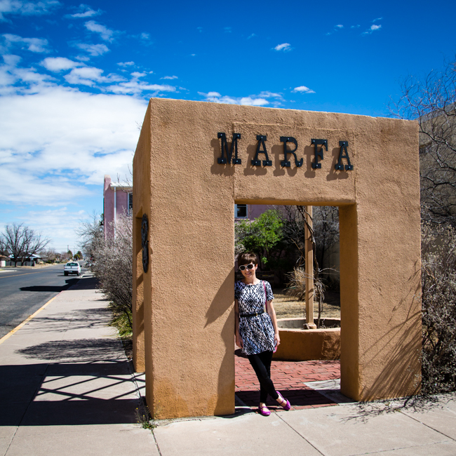 cool stuff in marfa texas
