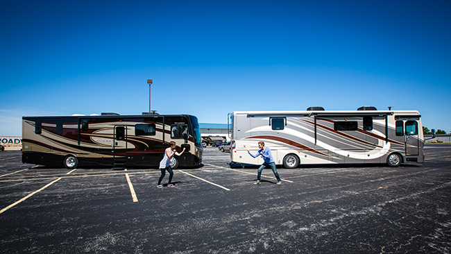 rv smackdown