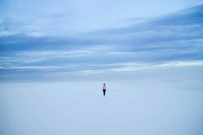 walkabout white sands