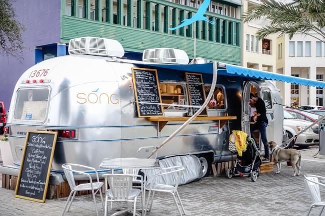 food truck in seaside florida
