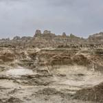 RVing badlands national park