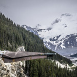 cool architecture Icefields parkway