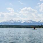 paddle jasper Alberta