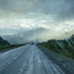 alaskan road trip by rv