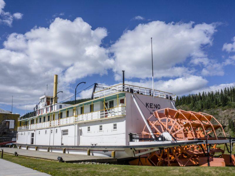 Dawson City Yukon Canada