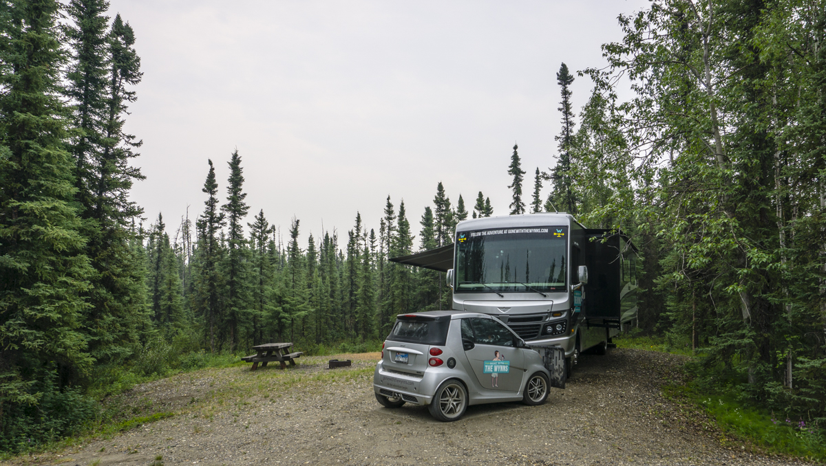 north pole alaska campground