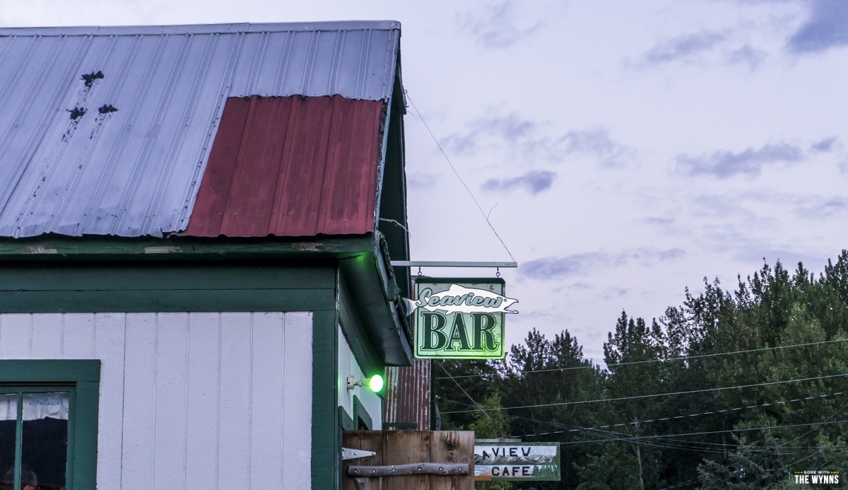 sunrise bar hope alaska