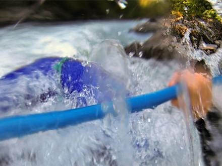 whitewater rafting alaska