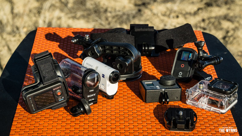 best action camera for adventure travel