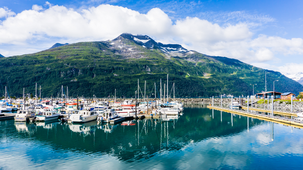 whitter alaska harbor