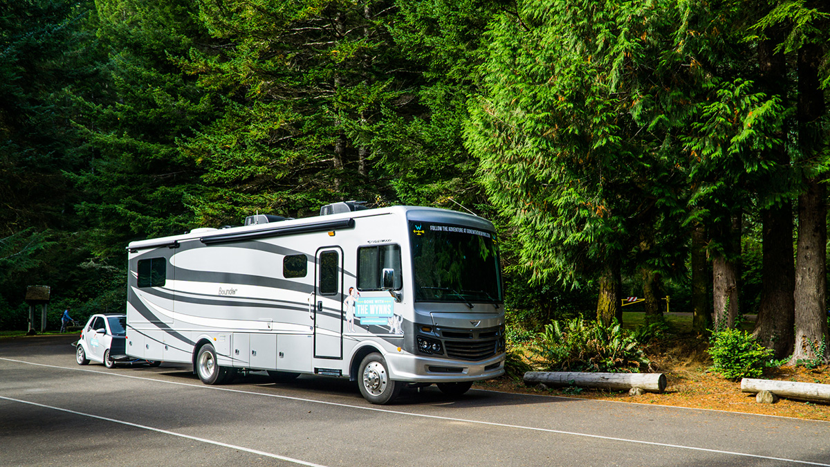 solving gas rv noise issues