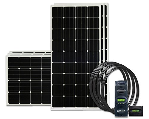 Go Power! Solar-AE 960 Watts All Electric Solar Charging Kit