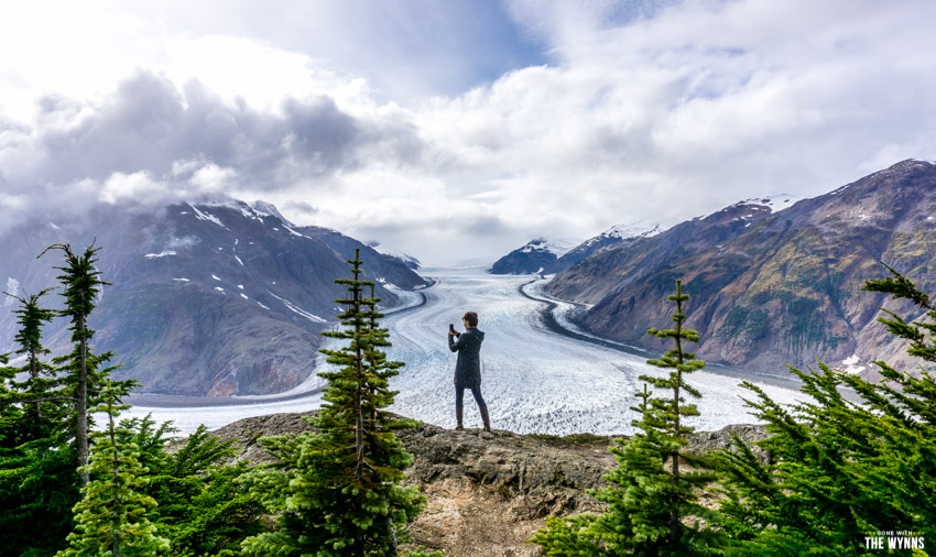 salmon glacier alaska