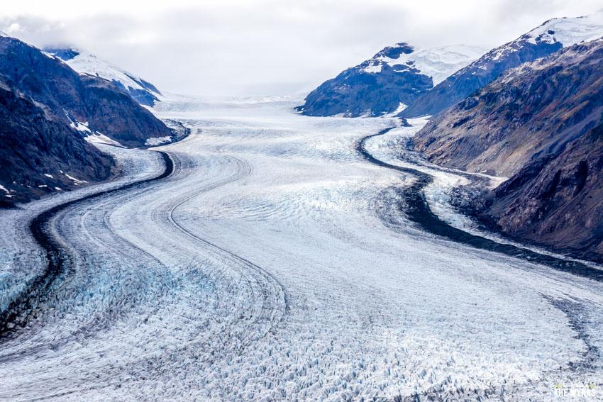 Salmon Glacier The Cassiar Hyder u0026 Goodbye