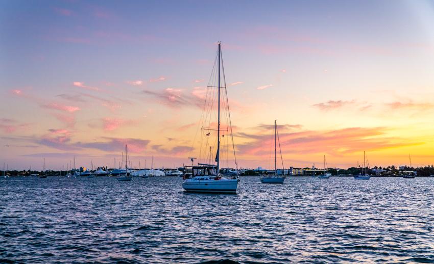 florida coastal cruising