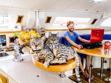 sailboat life