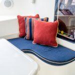 painting my sailboat cushions