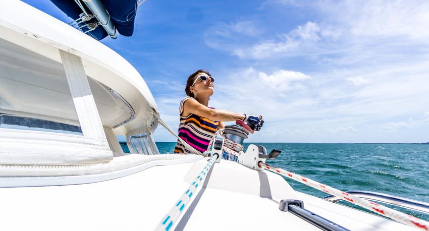 nikki wynn sailing