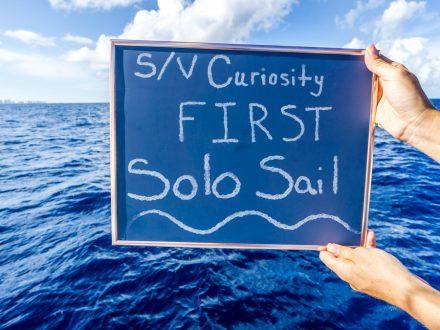 sailing our liveaboard catamaran