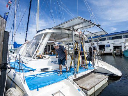 catamaran service