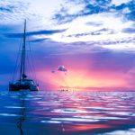 spectacular sunsets Biscayne National Park