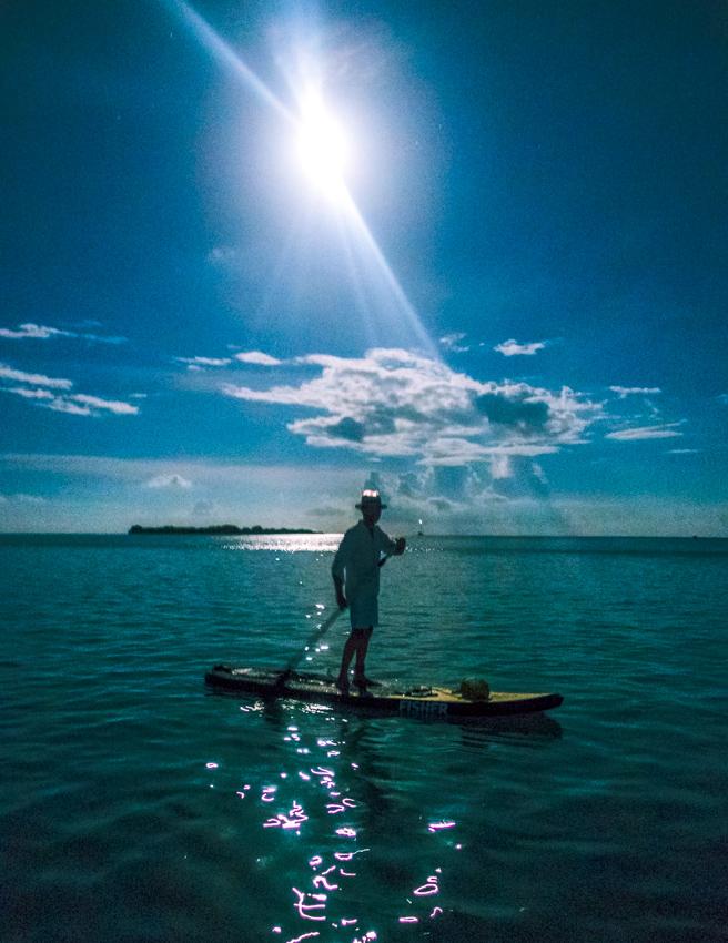 paddleboarding florida