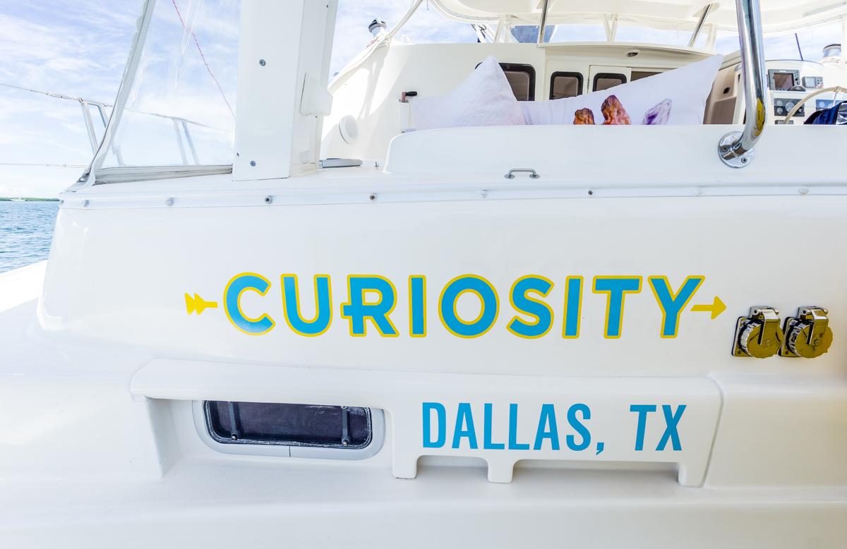 s/v curiosity