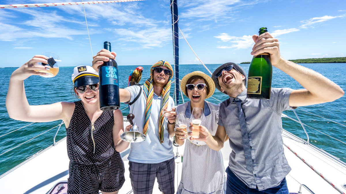 sailing with jason and nikki