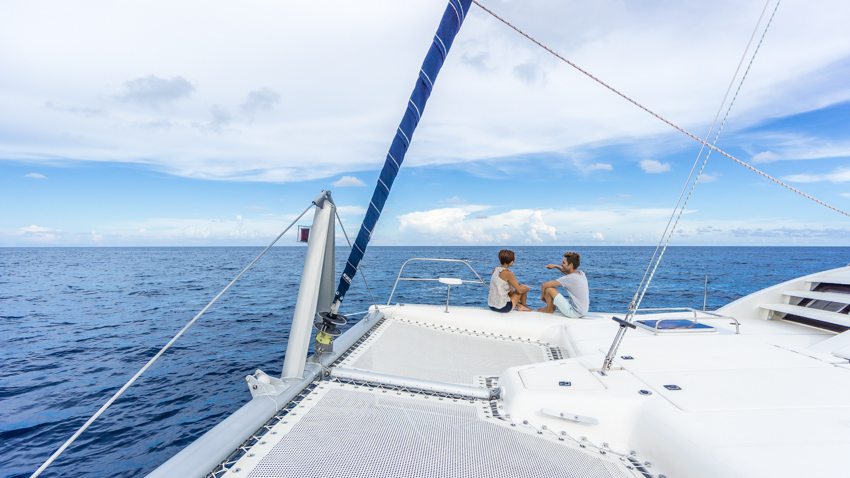 learning to sail in six months