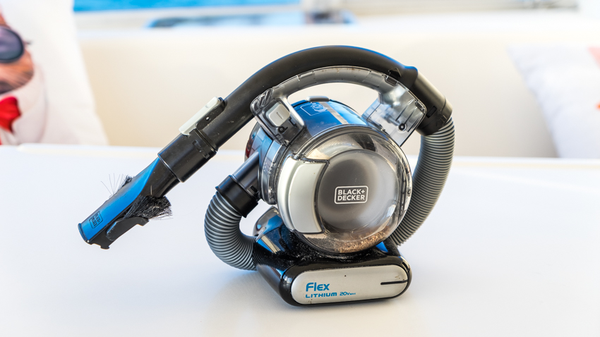 best vacuum for sailboat