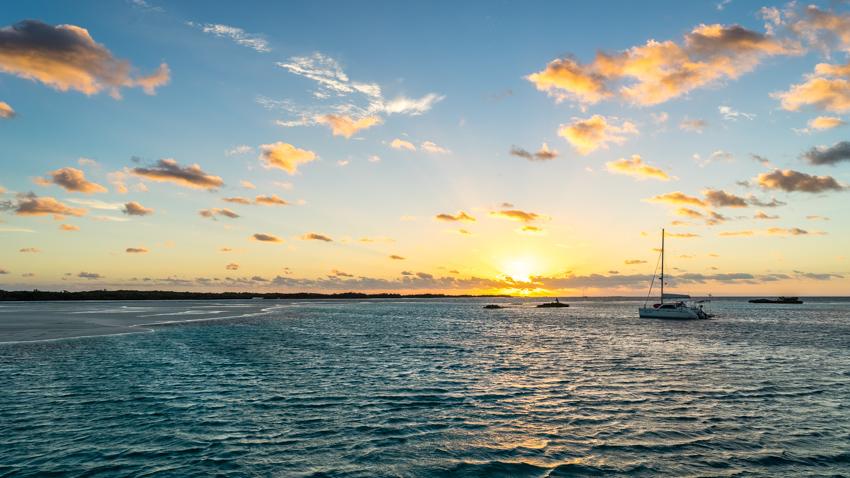 Bahamian sunsets