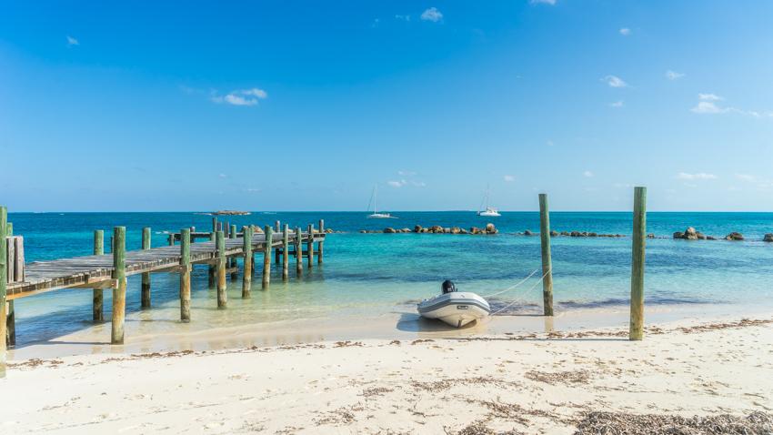 exploring moraine cay bahamas