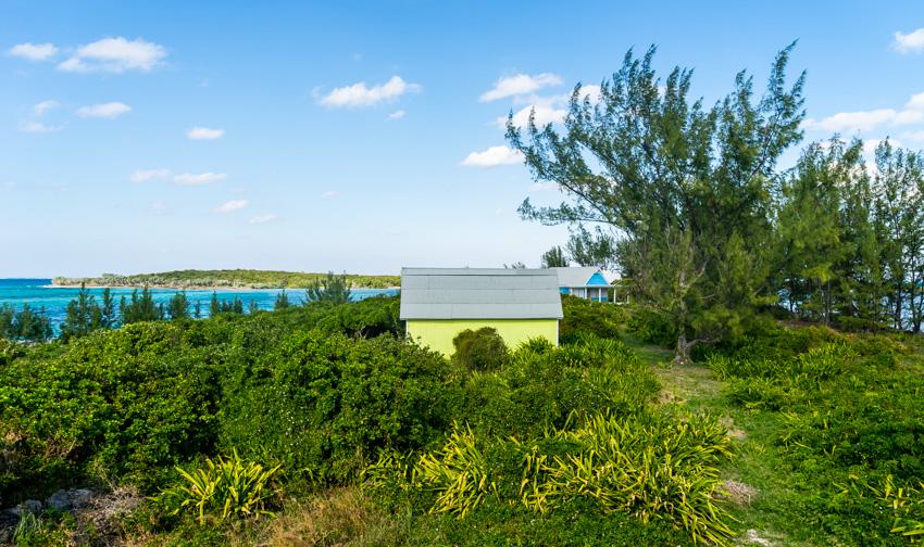 exploring abandoned island bahamas