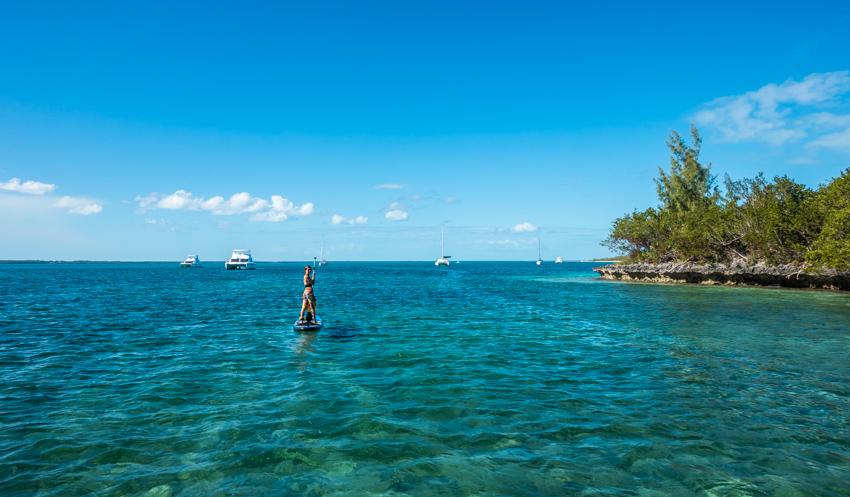 SUP bahamas