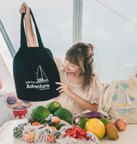 gone with the wynns reusable #plasticfree totes