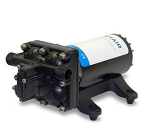 shur flow water pump
