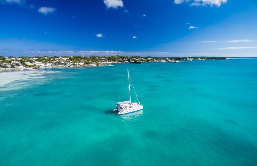 sailing harbour island eleuthera