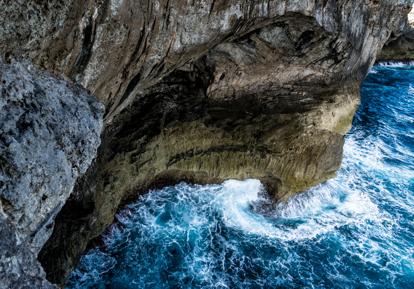 dramatic cliffs eleuthera