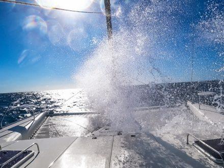sailing to nassau