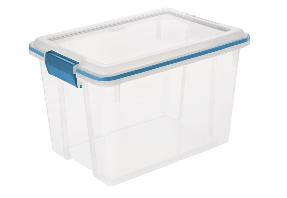 Gasket Sealed Storage Boxes