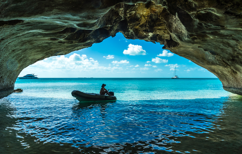 exuma bahamas caves
