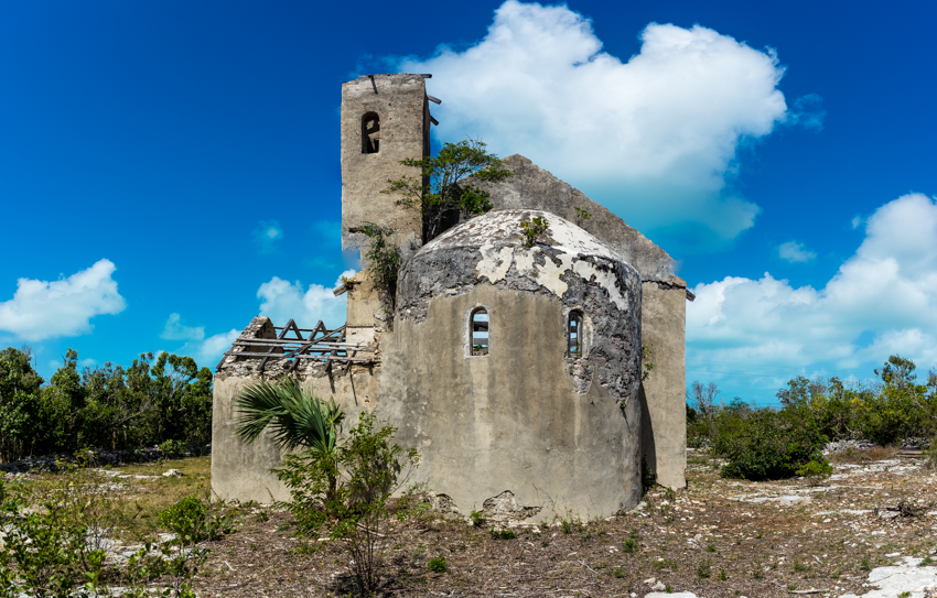 oldest church long island bahamas
