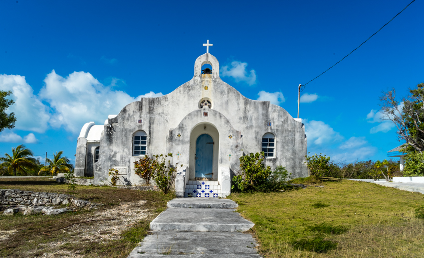 old church bahamas