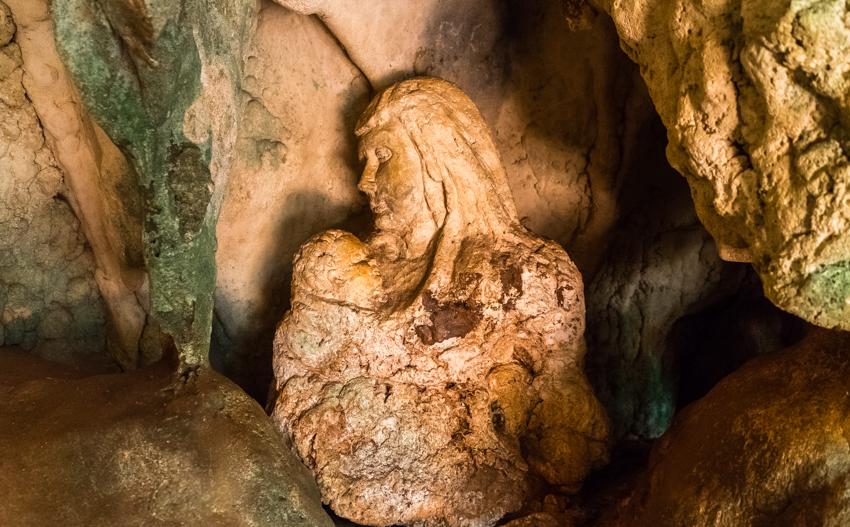Hamilton's Cave Bahamas
