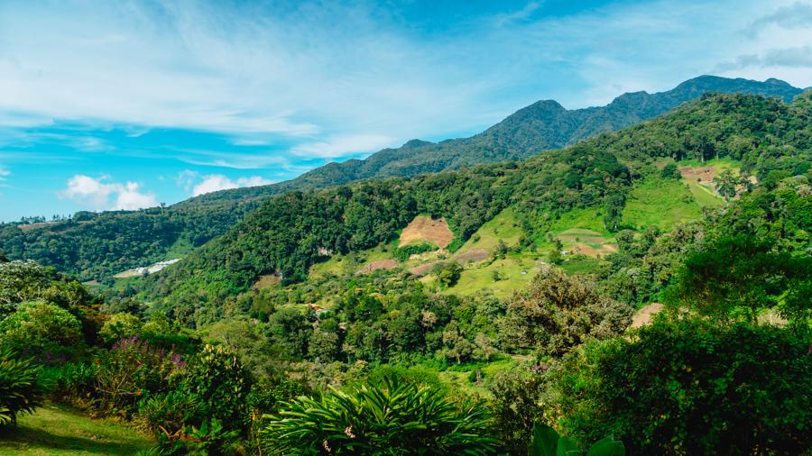 boquete panama road trip